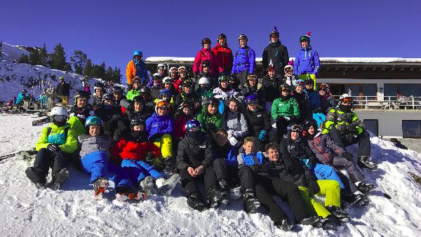 Ski-Fahrt 2017